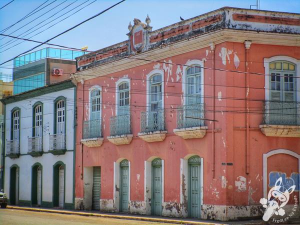 Centro Cultural João Fona | Santarém - PA | FredLee Na Estrada