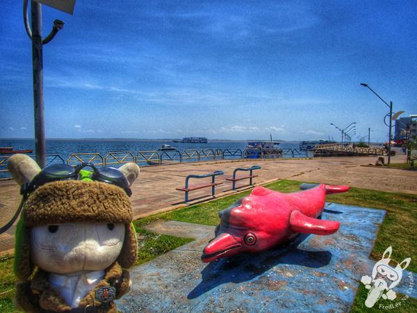Mirante do Tapajós | Santarém - PA | FredLee Na Estrada