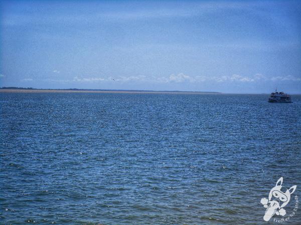 Encontro das águas - Mirante do Tapajós | Santarém - PA | FredLee Na Estrada