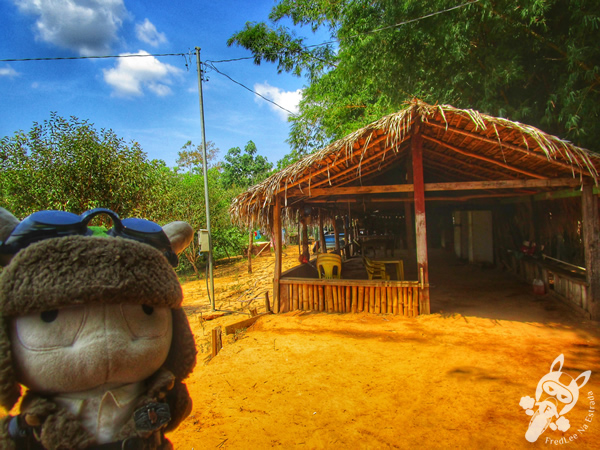 Praia do Tucunaré | Marabá - PA | FredLee Na Estrada
