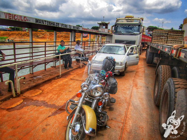Rio Araguaia | FredLee Na Estrada