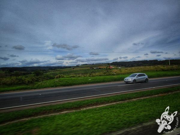 Divisa de estados: Paraná e Santa Catarina | FredLee Na Estrada