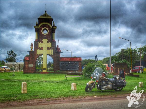 Pórtico de Santo Tomé - Corrientes - Argentina | FredLee Na Estrada
