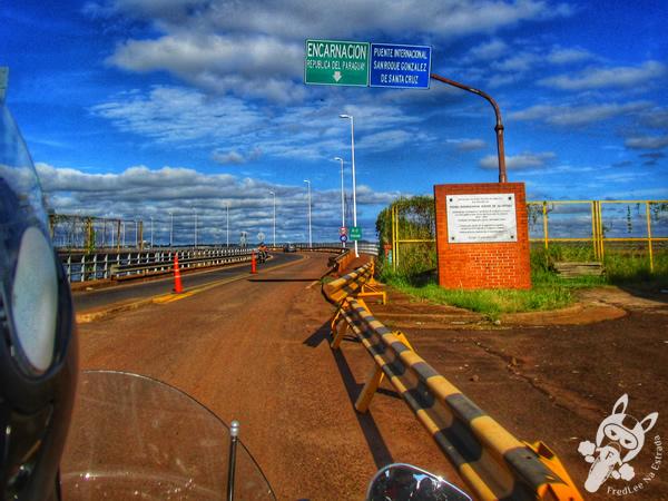 Ponte Internacional San Roque González de la Santa Cruz | FredLee Na Estrada