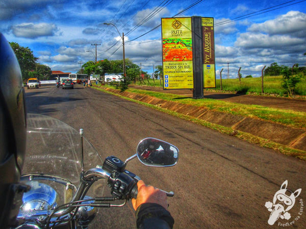 Encarnación - Itapúa - Paraguai | FredLee Na Estrada