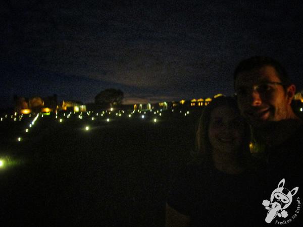Show Luces y Sonido - Reducción Jesuítica Santísima Trinidad del Paraná | Trinidad - Itapúa | FredLee Na Estrada