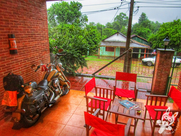 Posada Maria | Trinidad - Itapúa - Paraguai | FredLee Na Estrada
