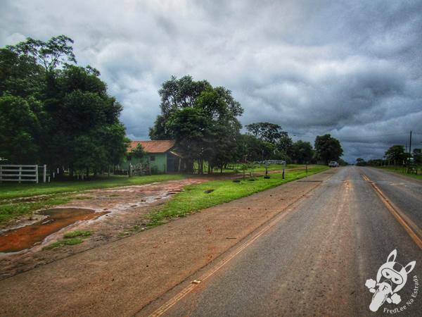 Posto Barcos y Rodados | San Ignacio Guazú - Misiones - Paraguai | FredLee Na Estrada