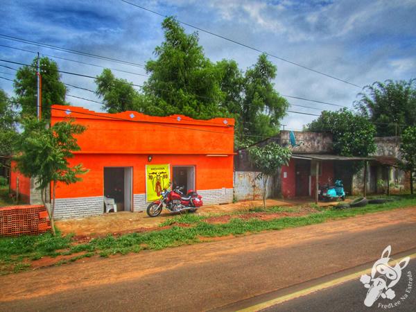 Caapucú - Paraguarí - Paraguai | FredLee Na Estrada
