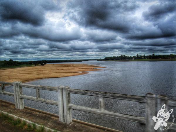 Rapidito na ruta nacional 1 | Paraguai | FredLee Na Estrada