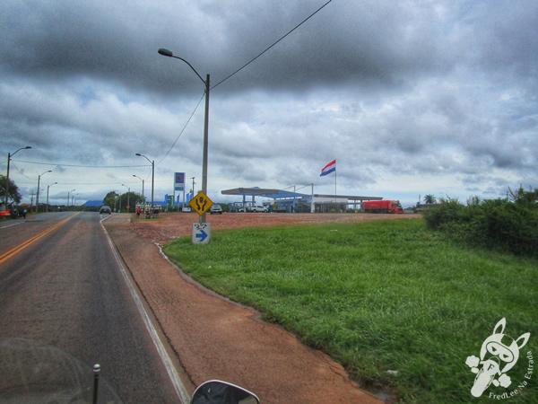 Estádio Municipal de Carapeguá - Paraguarí - Paraguai | FredLee Na Estrada