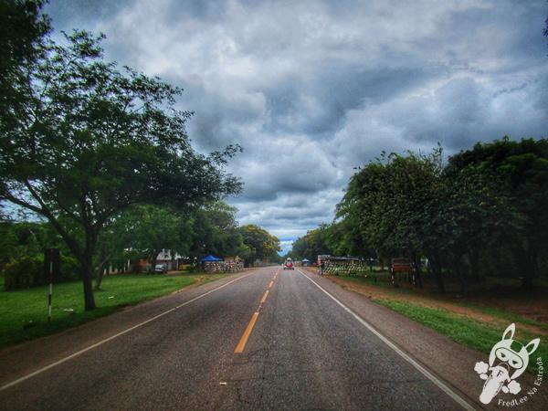 Ruta nacional 1 | Paraguai | FredLee Na Estrada