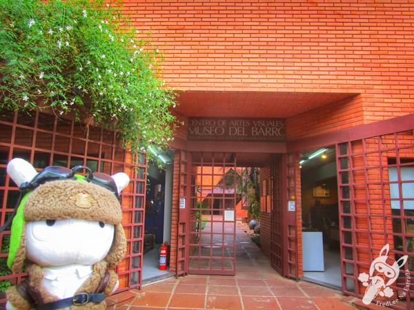 Centro de Artes Visuales Museo del Barro | Asunción - Paraguai | FredLee Na Estrada