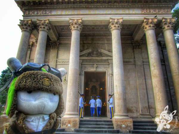 Panteón Nacional de los Héroes y Oratorio de la Virgen de la Asunción - Paraguai | FredLee Na Estrada
