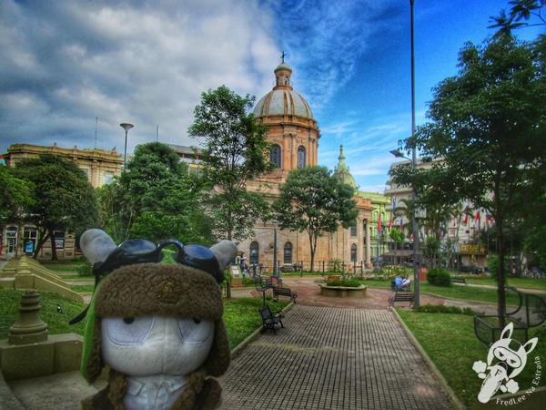 Plaza Pública de Los Héroes | Asunción - Paraguai | FredLee Na Estrada