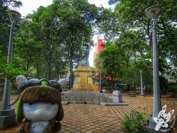 Plaza de La Liberdad | Asunción - Paraguai | FredLee Na Estrada