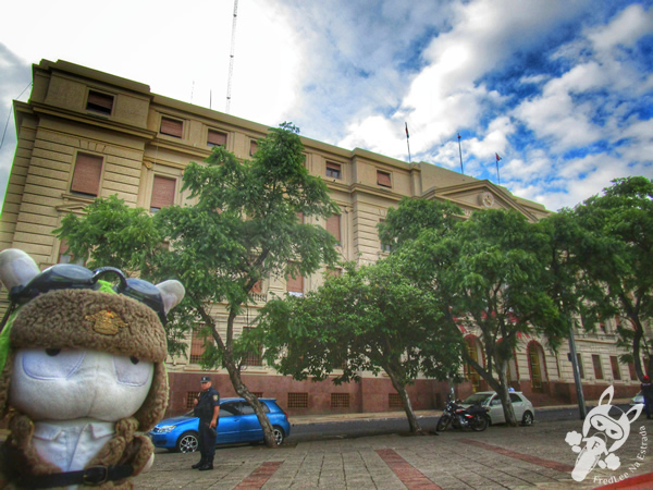 Banco Nacional de Fomento | Asunción - Paraguai | FredLee Na Estrada