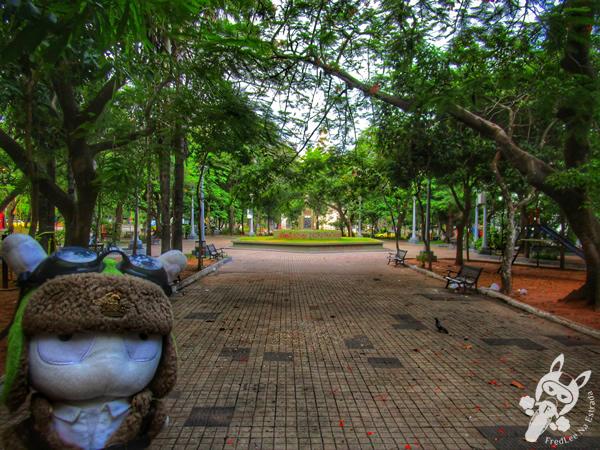 Plaza Pública Juan E. O'leary | Asunción - Paraguai | FredLee Na Estrada