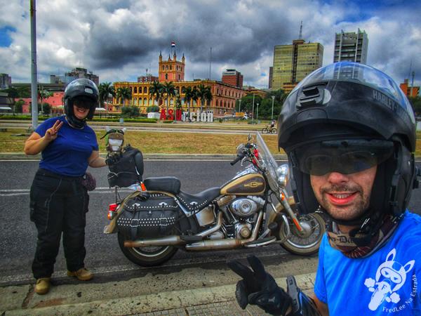 Porto de Asunción - Paraguai | FredLee Na Estrada