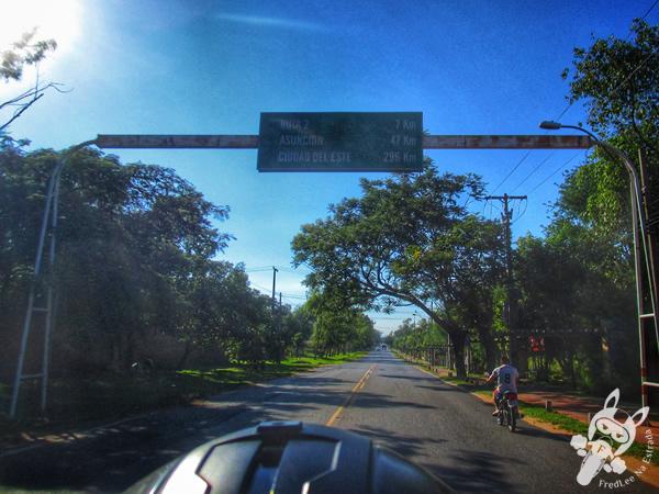 San Bernardino - Cordillera - Paraguai   FredLee Na Estrada