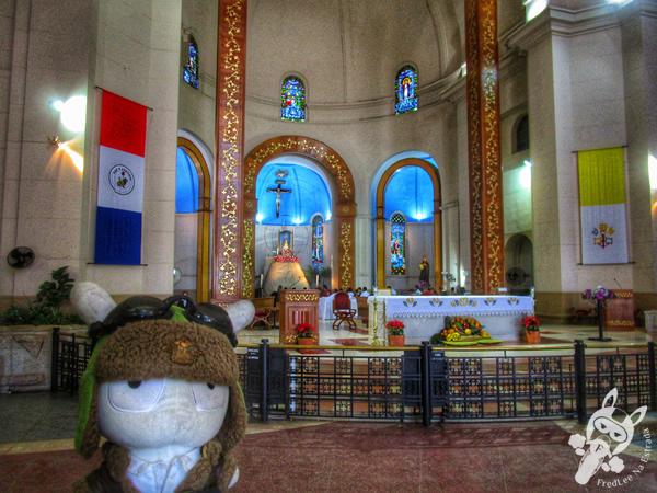 Basílica Santuario Nuestra Señora de los Milagros de Caacupé   Caacupé - Cordillera - Paraguai   FredLee Na Estrada