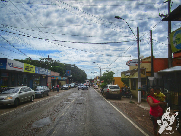 Ruta nacional 2   Paraguai   FredLee Na Estrada