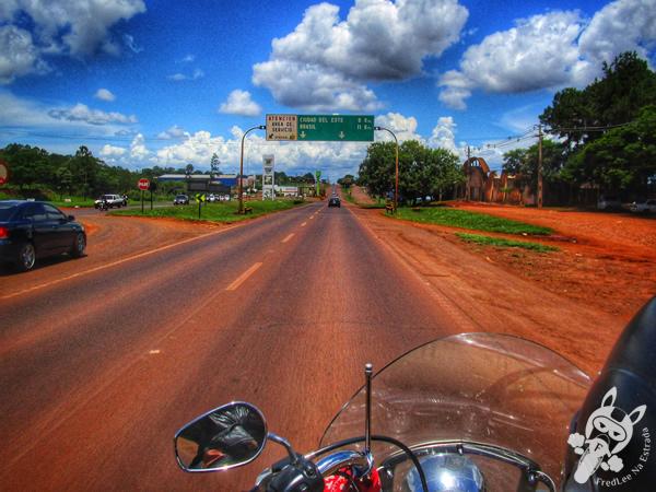 Saltos del Monday | Presidente Franco - Alto Paraná – Paraguai | FredLee Na Estrada
