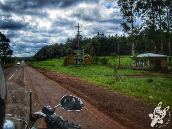 Ruta provincial 17 | 9 de Julio - Misiones - Argentina | FredLee Na Estrada