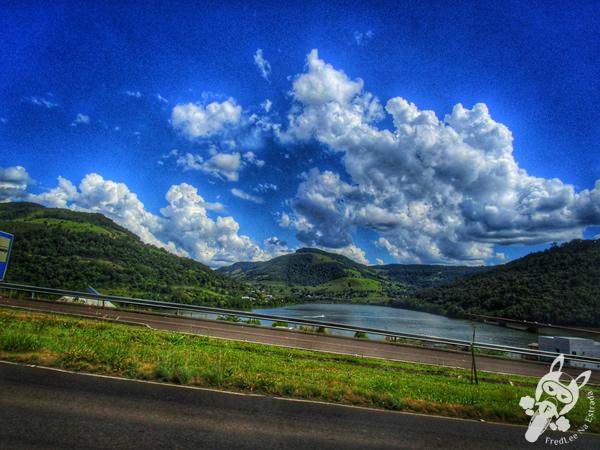Divisa de estados: Santa Catarina e Rio Grande do Sul | FredLee Na Estrada