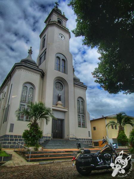 Paróquia São Caetano - Severiano de Almeida - RS | FredLee Na Estrada
