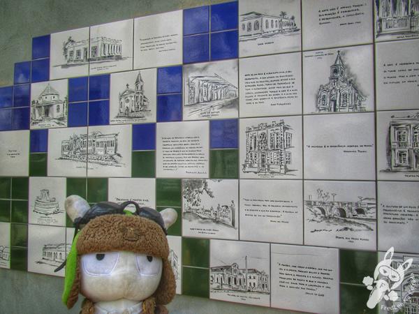 Academia Passo-Fundense de Letras e Biblioteca Pública Municipal Arno Viuniski | Passo Fundo - RS | FredLee Na Estrada
