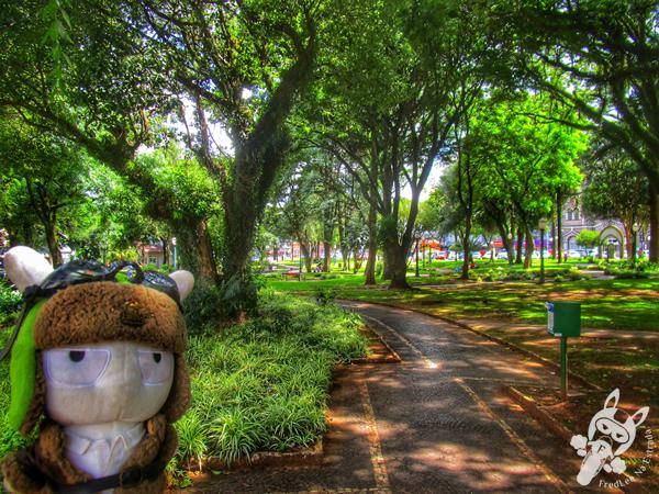 Praça Marechal Floriano - Praça da Cuia | Passo Fundo - RS | FredLee Na Estrada