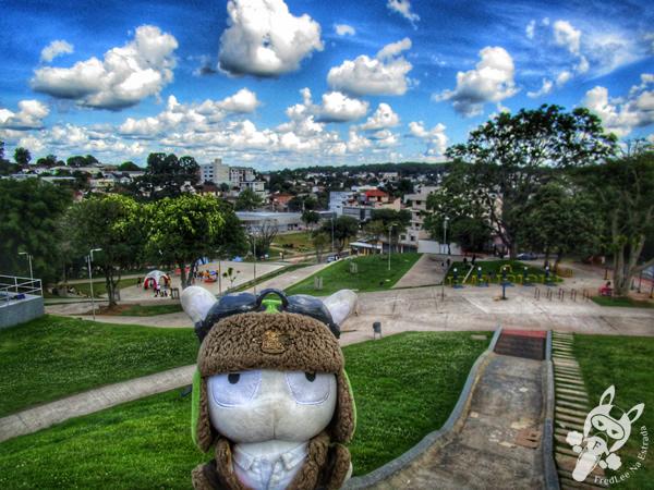 Parque da Gare | Antiga estação ferroviária de Passo Fundo - RS | FredLee Na Estrada