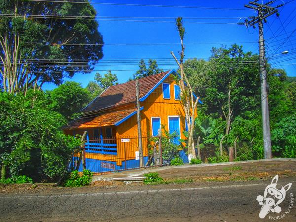 Casa de época | Concórdia - SC | FredLee Na Estrada