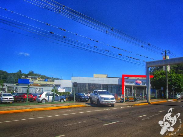 BRF S.A. | Concórdia - SC | FredLee Na Estrada