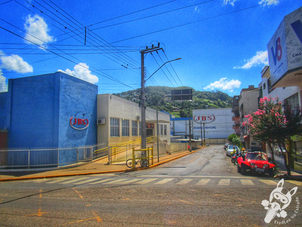 JBS S.A. | Seara - SC | FredLee Na Estrada