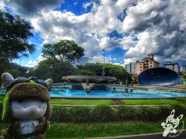 Centro Cultural Concórdia | Concórdia - SC | FredLee Na Estrada