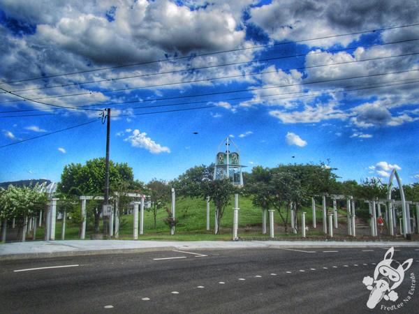 Santuário Nossa Senhora da Salete | Concórdia - SC | FredLee Na Estrada