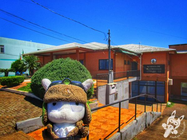 Prefeitura municipal de Coxilha - RS | FredLee Na Estrada