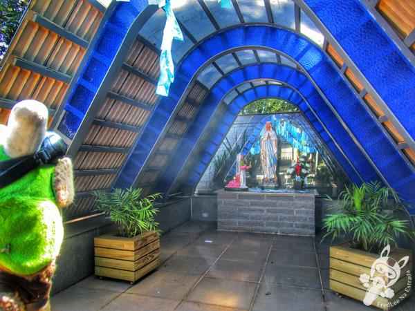 Gruta Nossa Senhora de Lourdes | Tapejara - RS | FredLee Na Estrada