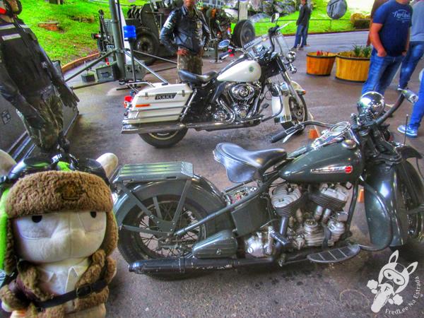 Harley-Davidson Flathead 1948 na Festa da Uva 2019 | Caxias do Sul - RS | FredLee Na Estrada