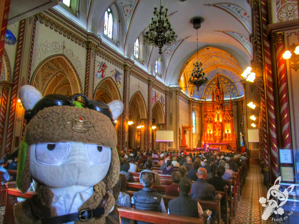 Catedral Santa Teresa | Caxias do Sul - RS | FredLee Na Estrada
