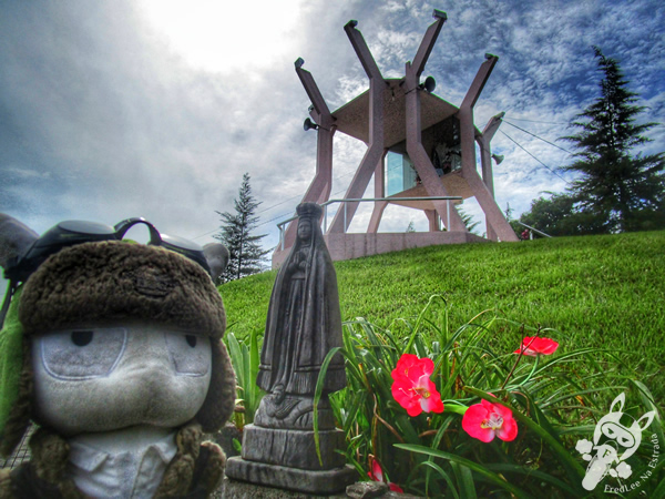 Santuário de Nossa Senhora Aparecida | Irani - Santa Catarina - Brasil | FredLee Na Estrada