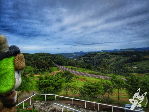 Mirante do Santuário de Nossa Senhora Aparecida | Irani - Santa Catarina - Brasil | FredLee Na Estrada