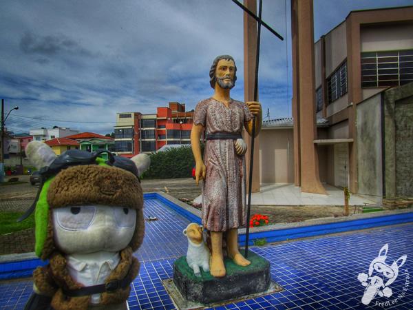 Igreja São João Batista | Irani - Santa Catarina - Brasil | FredLee Na Estrada