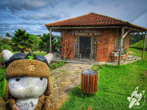 Casa do Agricultor e do Artesanato | Irani - Santa Catarina - Brasil | FredLee Na Estrada
