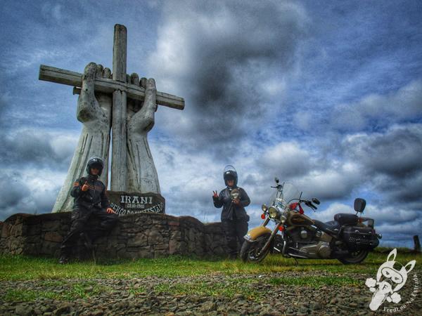 Monumento ao Berço do Contestado | Irani - Santa Catarina - Brasil | FredLee Na Estrada