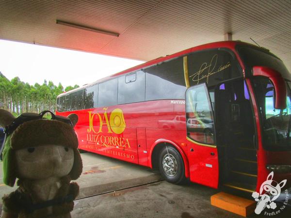 Ônibus do João Luiz Corrêa e Grupo Campeirismo | FredLee Na Estrada