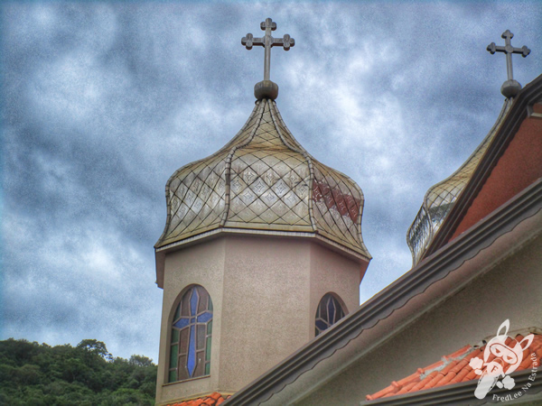 Igreja Ucraniana São Miguel Arcanjo | General Carneiro - Paraná - Brasil | FredLee Na Estrada