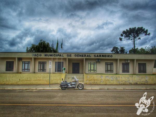 Paço Municipal | General Carneiro - Paraná - Brasil | FredLee Na Estrada